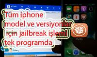 iphone jailbreak nasıl yapılır